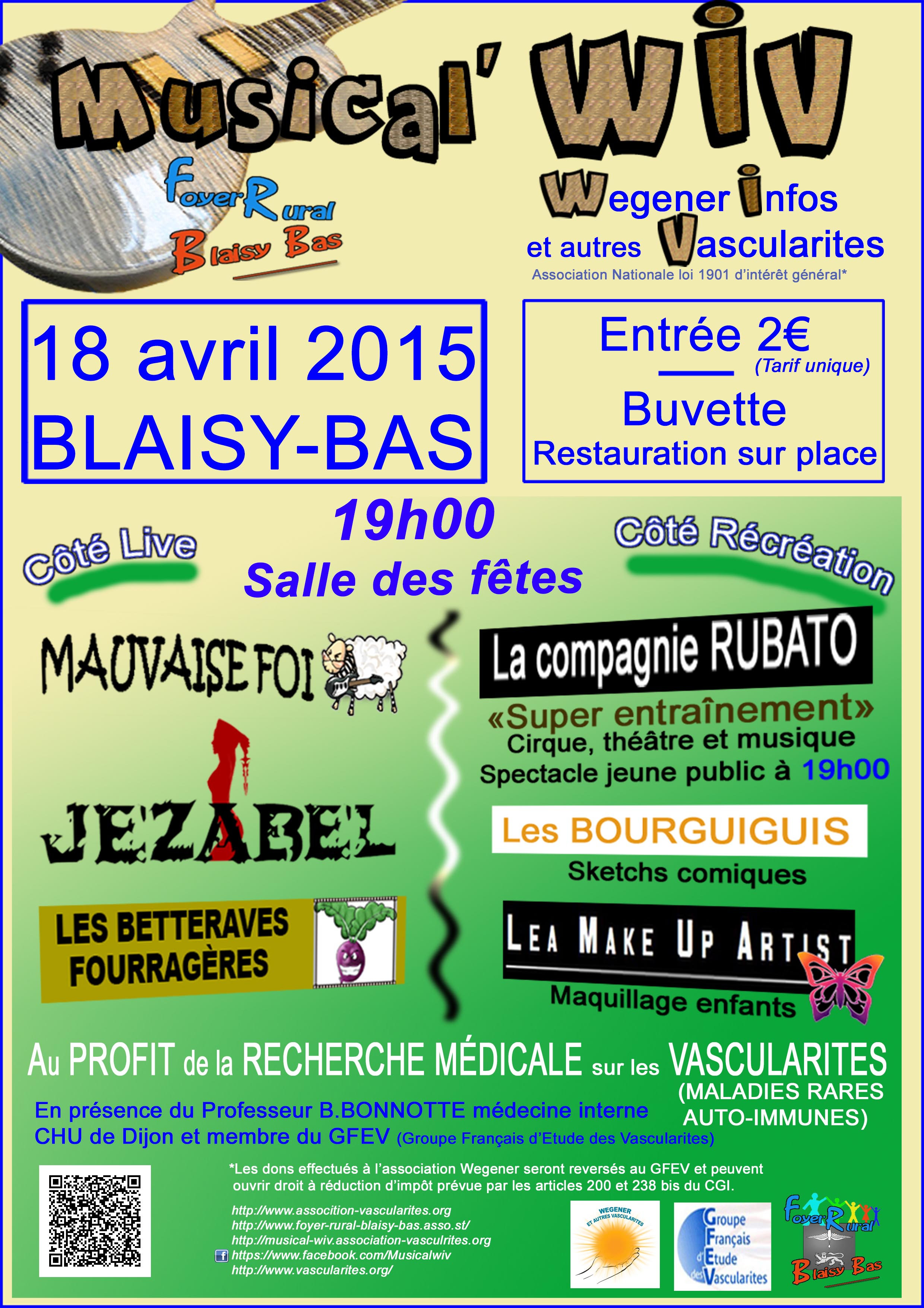 Affiche musical wiv 2015